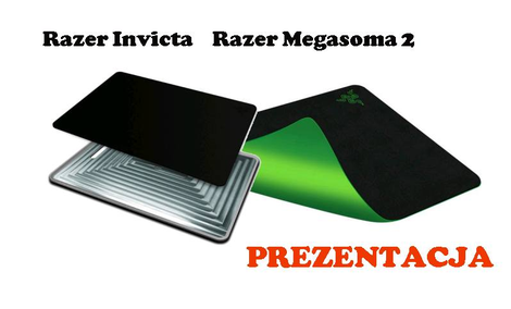 Invicta i Megasoma 2 - podkładki Razera [PREZENTACJA]