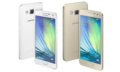 Samsung GALAXY A3 WHITE-GOLD