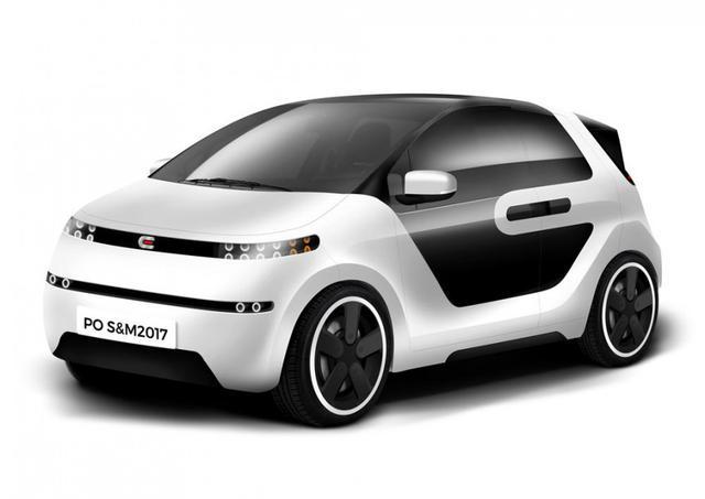 Tak mógłby wyglądać elektryczny polski pojazd