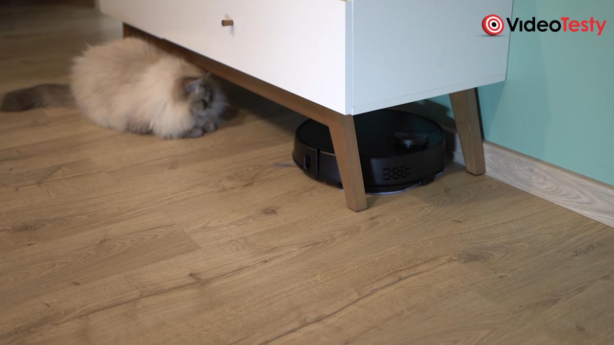 Kiano Elegance Robot i kot