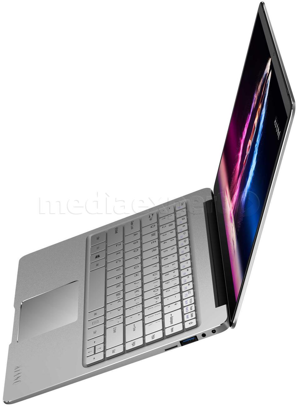 KIANO Elegance 14.2 Pro N4200 4GB 120GB SSD 32GB EMMC W10P