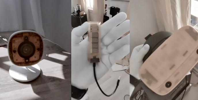 """Kamera OnePlus 8 Pro pozwala """"prześwietlać"""" ubrania i plastik"""