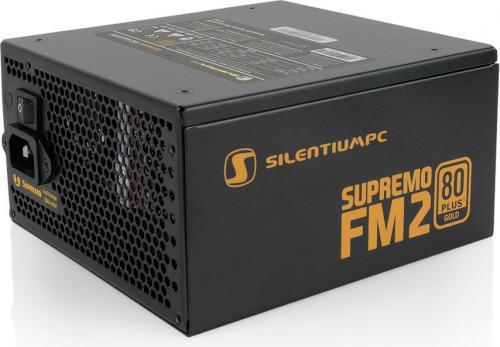 SilentiumPC Supremo FM2 Gold 650W (SPC168)