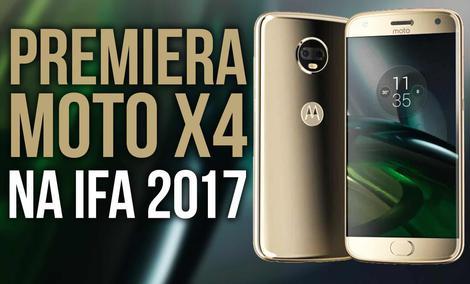 Premiera Motorola Moto X4 - Szerokie Możliwości w Dobrej Cenie