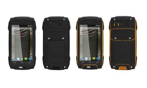 myPhone AXE - Pancerny Smartfon Już w Sklepach