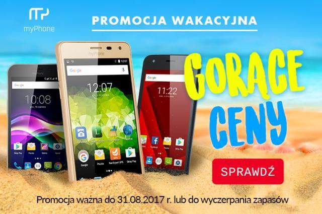 Wyprzedaż myPhone!