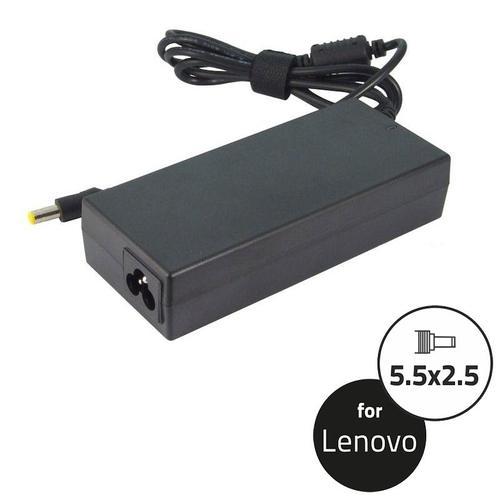 Qoltec Zasilacz do IBM Lenovo 90W | 19V | 4.74A | 5.5*2.5