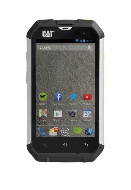 Super Wytrzymałe Telefony Caterpillar W Promocyjnych Cenach