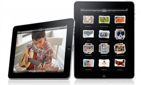 Apple iPad - pierwszy unboxing