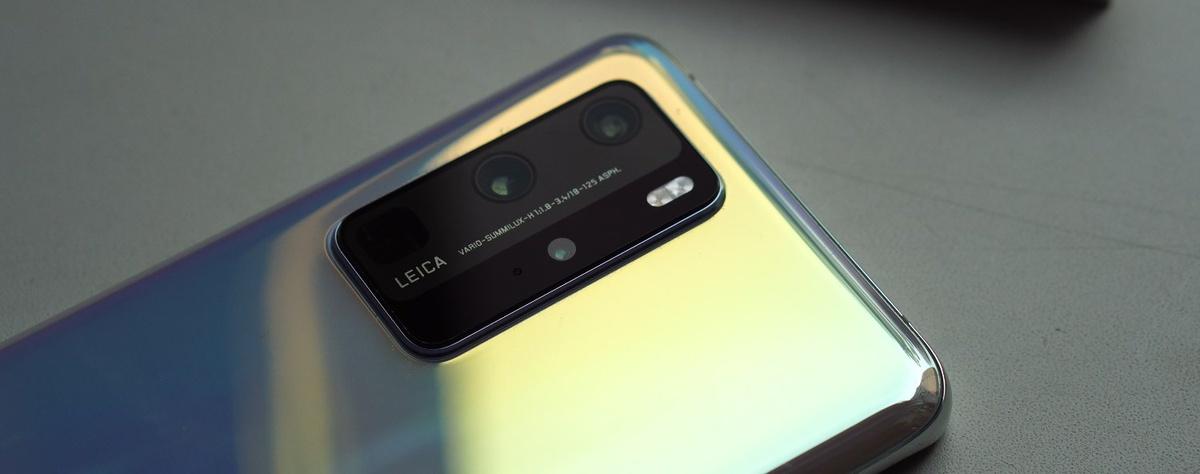 Aparaty w Huawei'u P40 Pro odstają jak u innych