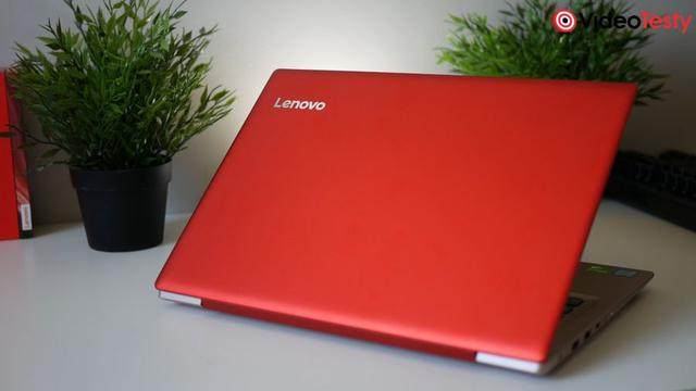 Czerwona obudowa Lenovo IdeaPad 320