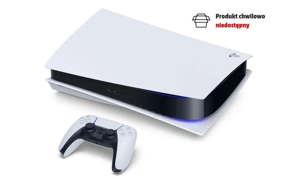 Premiera PS5 w Polsce - Konsole błyskawicznie wyprzedane
