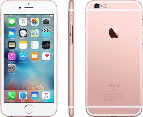 Apple iPhone 6S 128GB Różowe Złoto (MKQW2ZD/A)