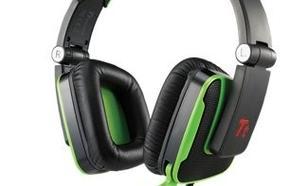 Thermaltake Tt eSPORTS Słuchawki dla graczy - Shock One Console Xbox PS3 PC