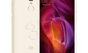 XIAOMI Redmi Note 4 ( 5,5" ; FullHD 1920x1080 ; 64GB ; 4GB ; DualSIM ; złoty )