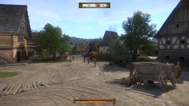 Kingdom Come: Deliverance - Wesołe życie na wsi