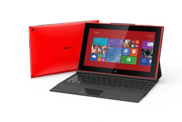 Nokia Lumia 2520 - pierwszy w historii tablet Nokia z systemem Windows