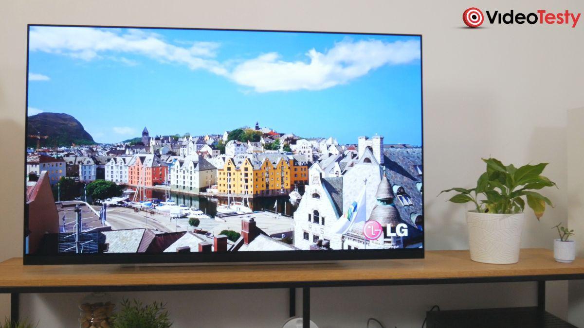 LG OLED55E9PLA jakość obrazu