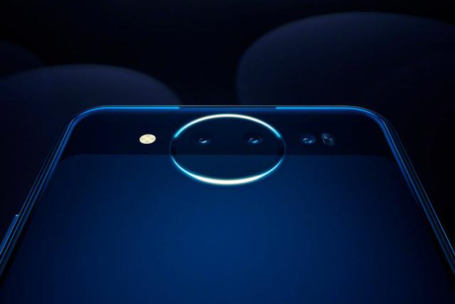 Vivo Nex Dual Display ma Lunar Ring