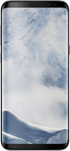 Samsung Galaxy S8 Arctic Silver (SM-G950F) - KAMERA SPORTOWA+GUARD W ZESTAWIE