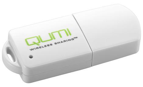 Pierwszy całkowicie bezprzewodowy projektor – Vivitek Qumi