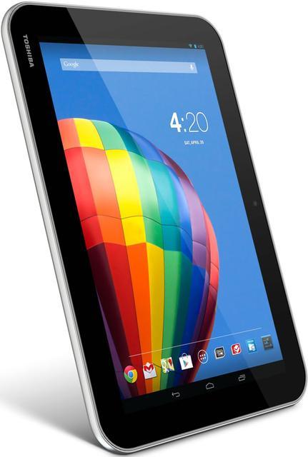 Toshiba Excite Pure - nowy tablet Toshiby w przystępnej cenie