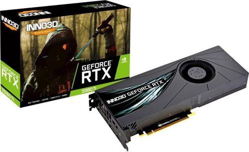 Inno3D GEFORCE RTX 2080 Ti JET, 11GB GDDR6 (N208T1-11D6-1150022)