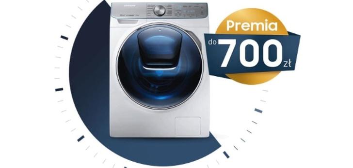Wielka promocja na pralki i pralko-suszarki Samsunga