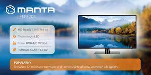 Manta LED3204