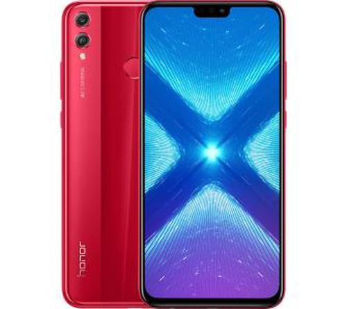 Honor 8X 128GB (czerwony)
