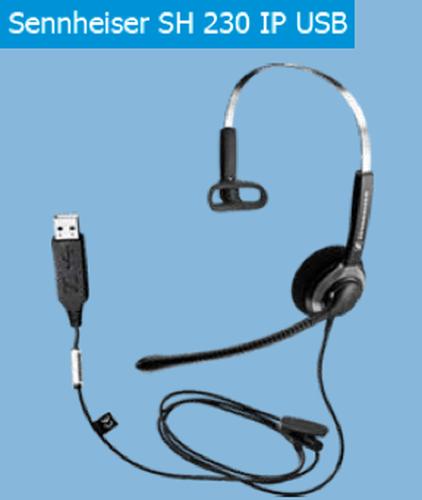 Sennheiser SH 230 IP USB