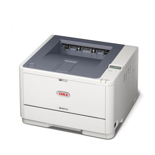 OKI Drukarka B401D mono A4 PL Duplex/PCL/USB/LPT/29pps
