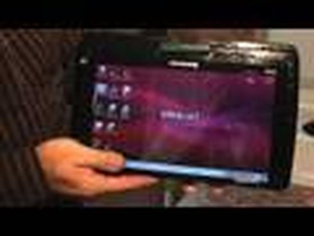 Netbook z dotykowym, obracanym ekranem
