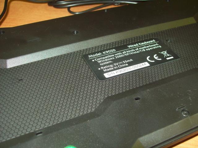 Delux K9020 4