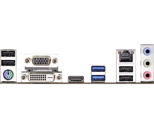 Asrock H81M-ITX/WIFI s1150 H81 2DDR3 USB3 mITX