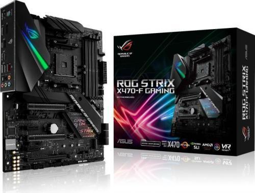 Asus ROG STRIX X470-F GAMING AM4 4DDR4 USB3.1/M.2 ATX