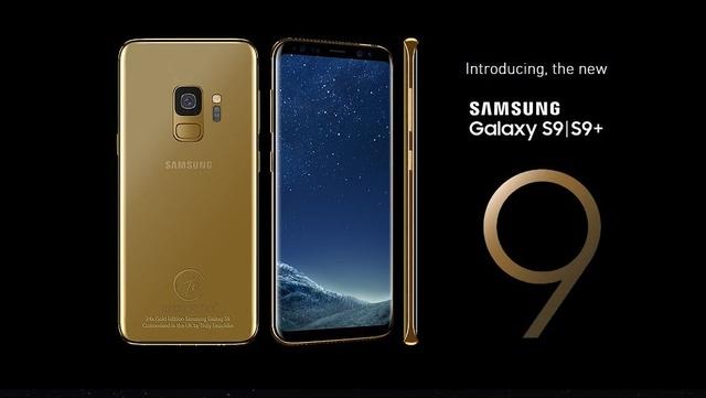 Prestiżowe wersje Samsunga Galaxy S9 i S9+