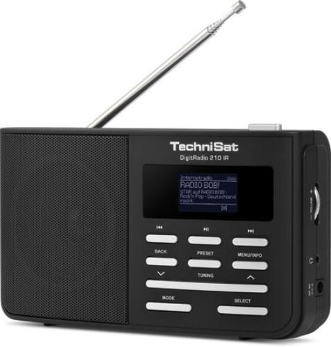 TECHNISAT RADIO DAB,FM DIGITRADIO210IR+INTERNET