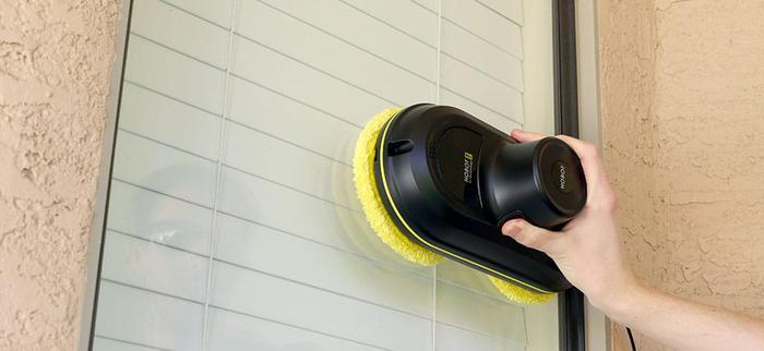obsługa robota myjącego okna Hobot 198