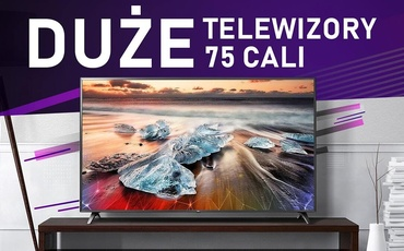Jaki duży telewizor 75 cali? |TOP 5|