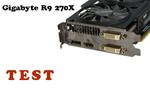 Gigabyte R9 270X Windforce 3x test karty graficznej