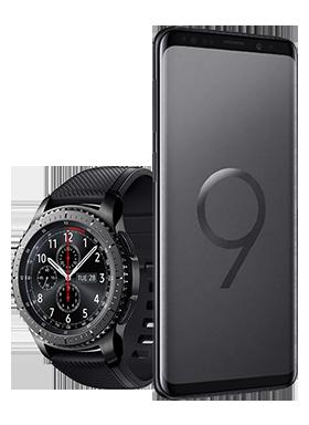 Promocja: Samsung Galaxy S9+ z Gear S3 Frontier ►