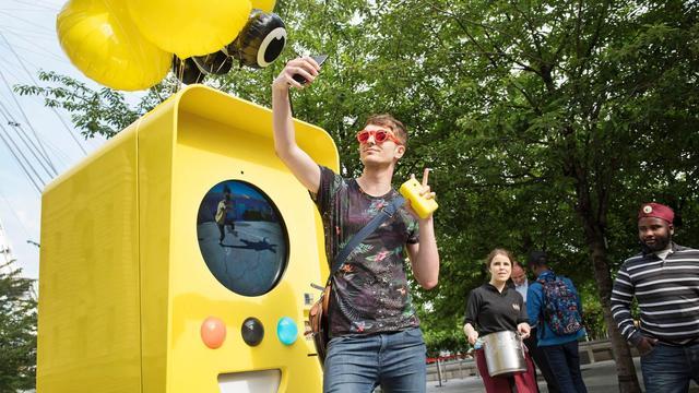 Trwa Inwazja Snapbotsów na Europę - Debiut Snapchat Spectacles