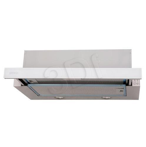 GORENJE DKF 2 600 MWT (Biały panel szklany/ wydajność 480m)