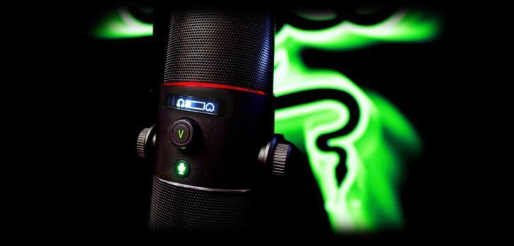 Razer Przedstawia Mikrofon Seiren Elite - Profesjonalny Sprzęt dla Streamera