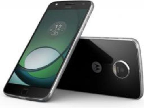 Lenovo Moto Z Play Czarny Dual Sim (SM4425AE7U1)