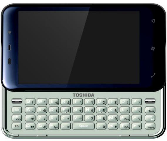 Toshiba K01 Smartphone