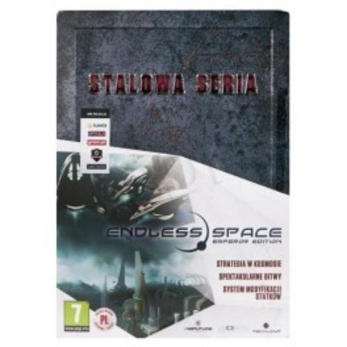 Techland Endless Space Stalowa Seria PC