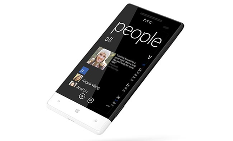 HTC Windows Phone 8S [TEST]