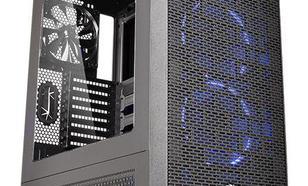 Thermaltake Core X71 Full-Tower, Czarny, Okno (CA-1F8-00M1WN-00)